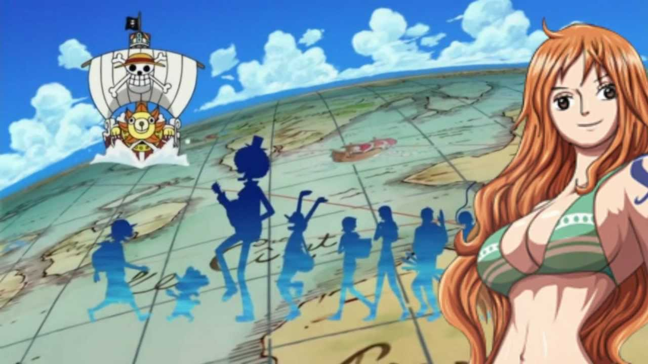Wonderful [MAD] One Piece: New World Opening