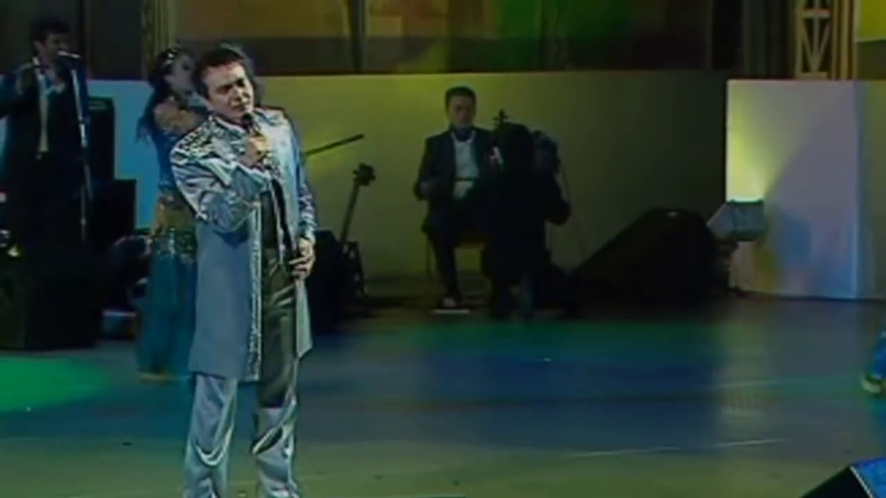 Ozodbek Nazarbekov - Ayirma   Озодбек Назарбеков - Айирма (concert version) #UydaQoling
