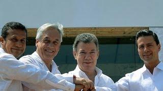 Los países de la Alianza del Pacífico firman el Protocolo Comercial