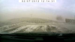 Ураган в Крыму(Ураган в Крыму (дорога Евпатория Добрушено парализована)., 2012-02-07T14:16:30.000Z)