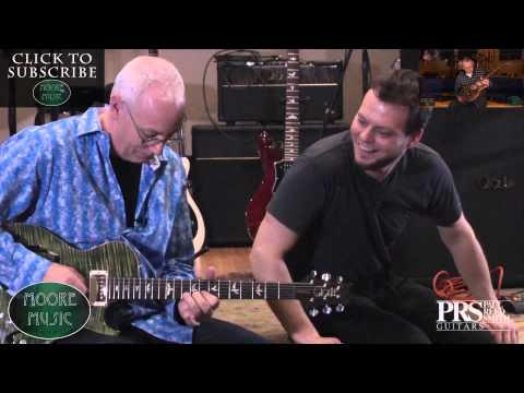 PRS Day 2015 - Clinic / Q & A with Paul Reed Smith and Emil Werstler - Part 1 - Moore Music