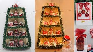 10 Diy christmas decorations 2021🎄 New Christmas decoration ideas 🎄 15