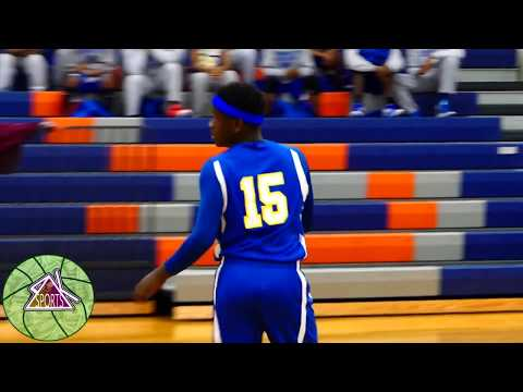 Jasaud Andrews Full Highlights 17 Pts 15 Reb vs Billy Baines Middle School Next Draymond Green