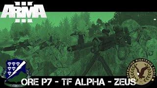 ArmA 3 Zeus - ORE 07-16 TF Alpha