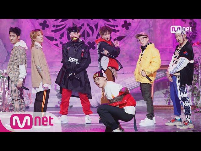 [Block B - Shall We Dance] Comeback Stage | M COUNTDOWN 171109 EP.548