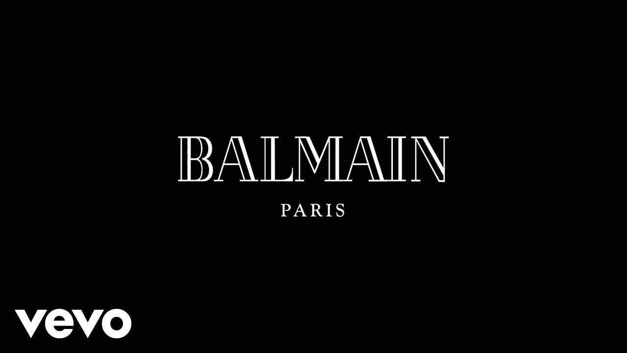 Kanye West Wolves Balmain Campaign Youtube