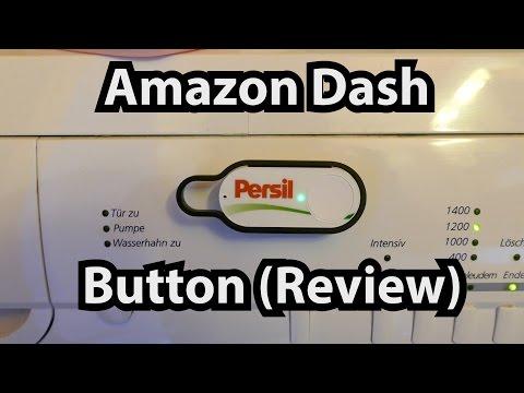 Test: Amazon Dash Button (Review Deutsch): Caulius Probiert Es Aus