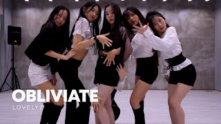 러블리즈(Lovelyz) 'Obliviate' cover dance | MOVE Dance S…
