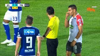 Millonarios vs Once Caldas (1-1)    Semifinal Vuelta de la Copa Aguila   Win Sports