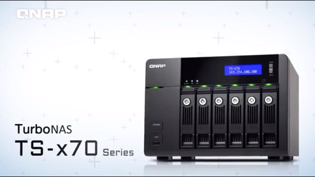 Drivers for QNAP TS-419P II Turbo NAS QTS