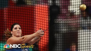 DeAnna Price wins historic hammer gold medal for USA | NBC Sports