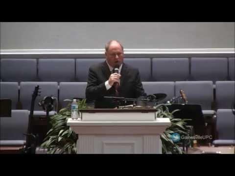 Pastor Jeff Arnold Hosts the Rev. Gordon Poe