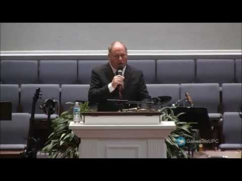 Pastor Jeff Arnold Hosts the Rev. Gordon Poe