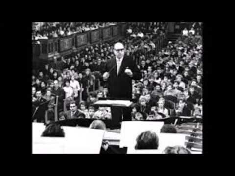 Mozart: Sinfonie D-Dur KV 504. Hans Swarowsky (Ltg.)