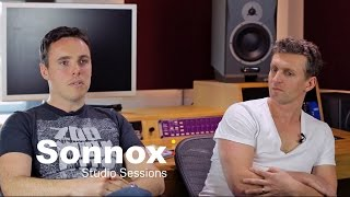 Sonnox Studio Sessions  - Red Triangle Productions Part 2
