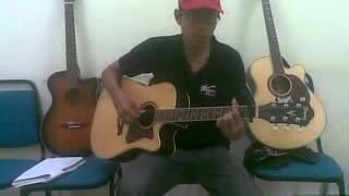 Chuyện mưa cover guitar