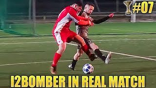 I2BOMBER IN REAL MATCH - VERSO LA COPPA #7