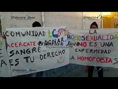 #Video Carolina Hernández Tamez se manifiesta al exterior de las instalaciones de @Tu_IMSS