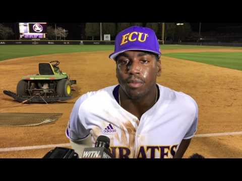 ECU Baseball - Post Game Comments vs. Towson (3/24/17)