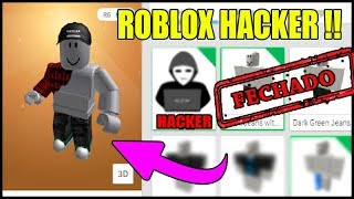 ROBLOX HACKER!!! ROBLOX'S EVIL BROTHER!! (CREATING ACCOUNT)