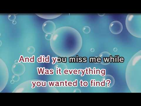 Train Drops Of Jupiter Karaoke And Lyrics Version Youtube