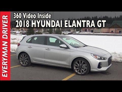 360 Video Inside: 2018 Hyundai Elantra GT on Everyman Driver