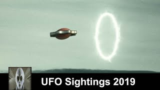 Top 5 UFO Sightings April 20th 2019