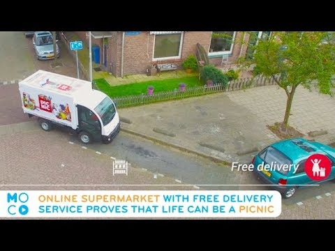 Online supermarket proves that life can be a Picnic | Mobile Apps| #MoComoments