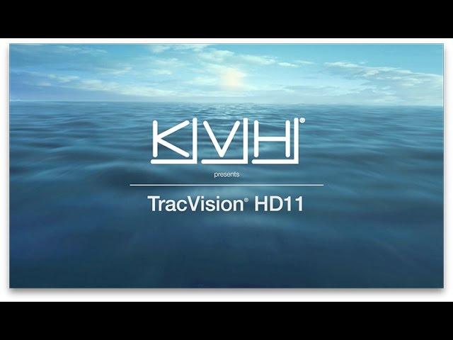 KVH Presents TracVision HD11
