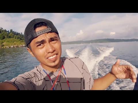 my Trip Worker Jorney Kabui Island to Waisai RAJA AMPAT