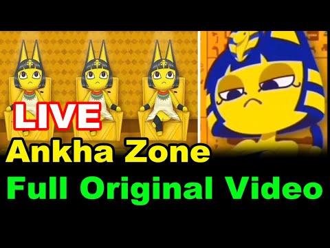 Ankha Zone Full Original Video | Minus8 | Ankha Zone Animation Video