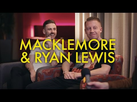 Macklemore & Ryan Lewis Interview [2016] - Album Artwork, Music Videos & More