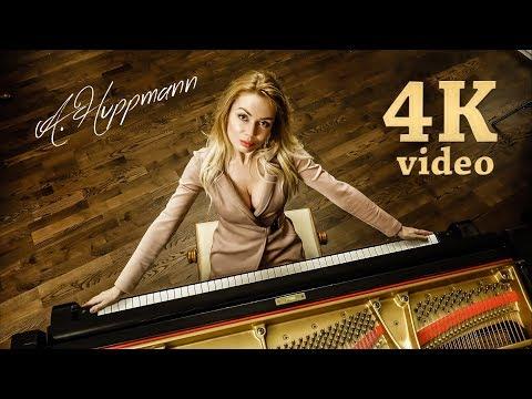 Chopin Polonaise Op 26 No 2 in e flat minor by Anastasia Huppmann 4K UHD HD