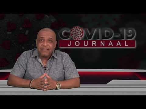 Het COVID-19 Journaal in het Surinaams. GO TEK A SPOITIE !