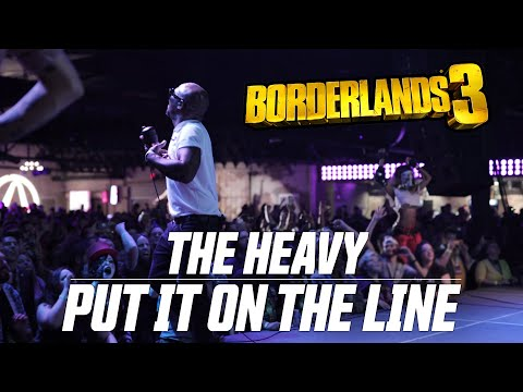 Borderlands 3: The Heavy - Put It On The Line Mp3