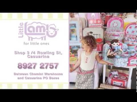 Little Lamb (Darwin) Television Commercial