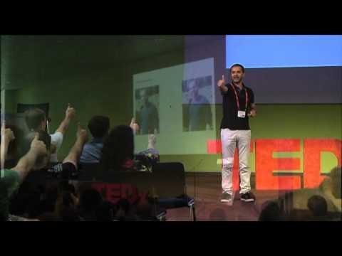 Perceptome, How perceptions create reality: Luis M. Martínez at TEDxBarcelona