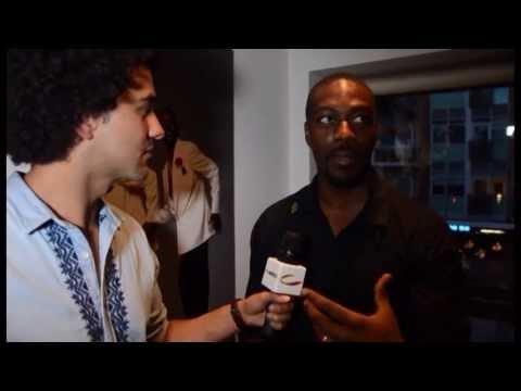 AFROBUZZ: David Ajala Is Hollywood VOXAFRICA