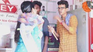 ice cream prank | juice shop prank | Tamil prank | orange mittai | prank ster
