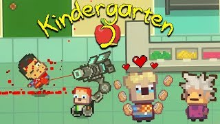 NUGGET WILL DO ANYTHING TO GO TO NUGGET FACTORY & NEVER LIE TO MONTY | Kindergarten 2 [7]