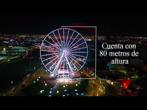 Estrella de Puebla - Drone