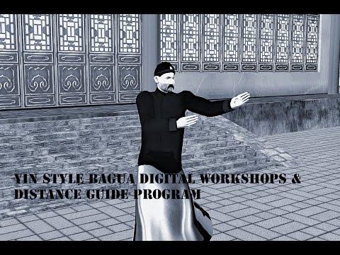 Yin Style Bagua - Fighting Arts IRFS Distance Learning Workshops