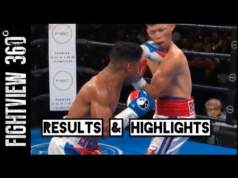 Rocky KO'D In 2! Gamboa vs Martinez Post Fight Results! Yuriorkis BACK?  Tank Next? Can He Beat Him?