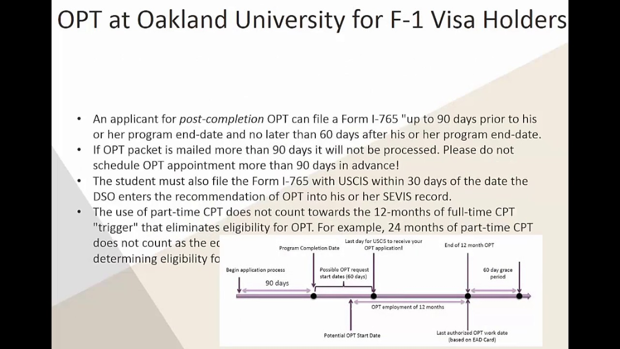 Employment - International Students and Scholars- Oakland University
