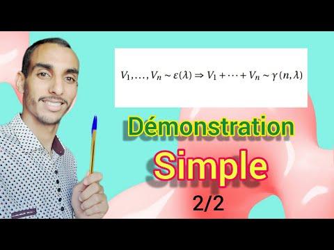 Théorie de probabilité : exercice 2 ( avec correction (2/2) ).