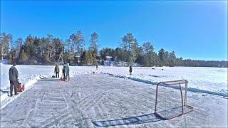 The Pond Hockey Lifestyle