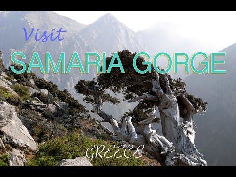 Samaria Gorge | National Park | Greece | Tourist Destination | Tour Guide