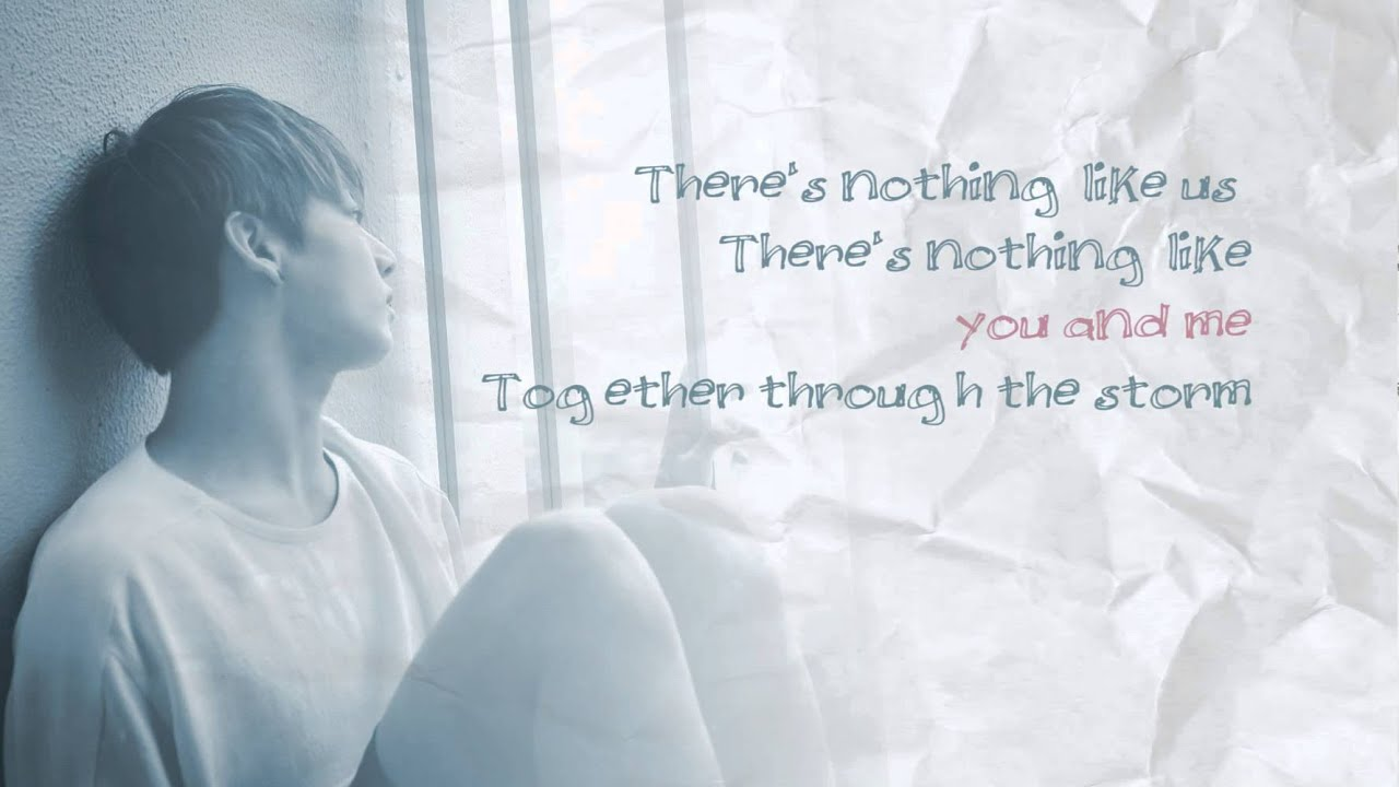 Hangul Quotes Wallpaper Bts Jungkook 정국 Nothing Like Us Cover Lyrics Youtube