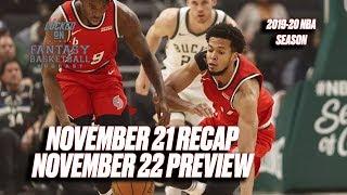 Remember Skal Labissiere? || NBA Fantasy Basketball Recap