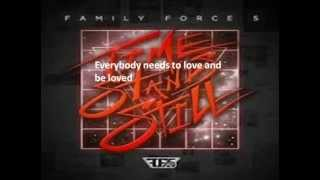 Family Force 5 -Time Stands Still Lyrics